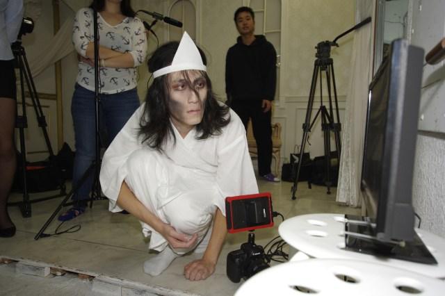 Masahito Kawahata making The Benza