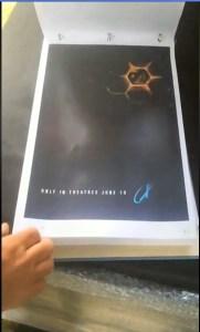 x-files - X-Files : des concept arts de l'affiche du premier film dévoilés Concept Art FTF 3