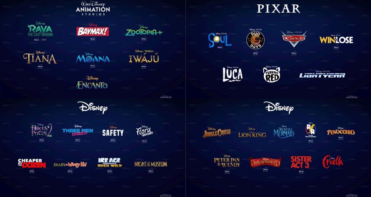 Disney-films