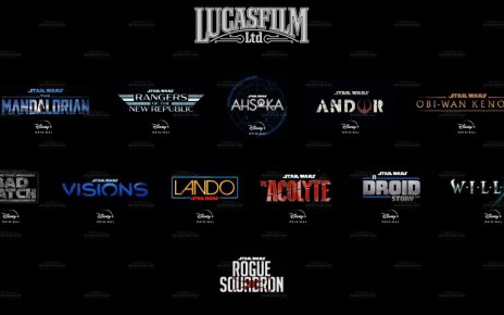 how to train your dragon - Star Wars se décline en 11 projets à venir lucasfilm