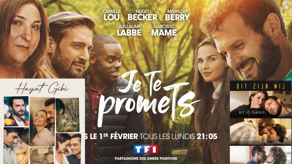 Actus - This Is Us : avant Je Te Promets, 2 autres adaptations de la série je te promets tf1 3b0b57