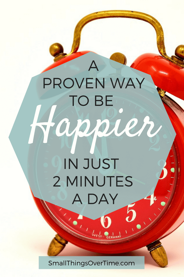 Want to be happier? Try this 2 minute hack that's changed pessimists into optimists.