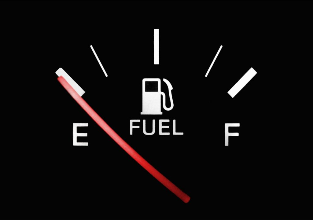 running on empty when mom doesn't have time for herself