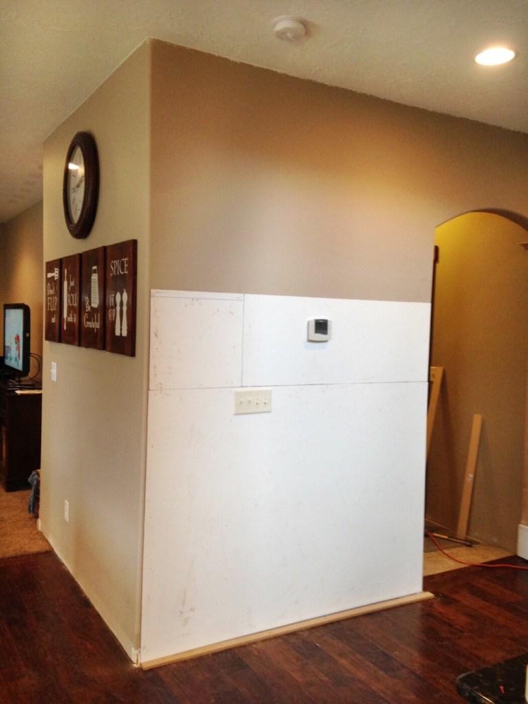 installing backer board