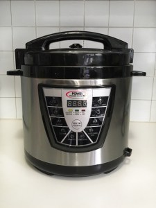 8 qt electric pressure cooker