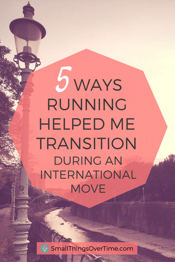 5 Ways Running Helped Me Transition During an International Move | Rebekah Orton moved half-way across the world into a new culture. She shares 5 ways running helped her transition during an international move to Vienna.