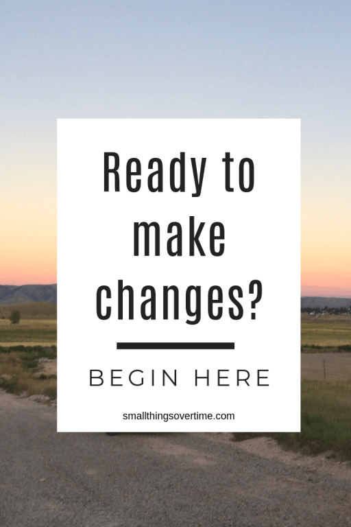 Ready to make changes? Knowing yourself better will help you make lasting change. Here are 5 tips to help you in your quest.