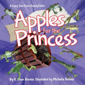 Cover of Apples for the Princess book