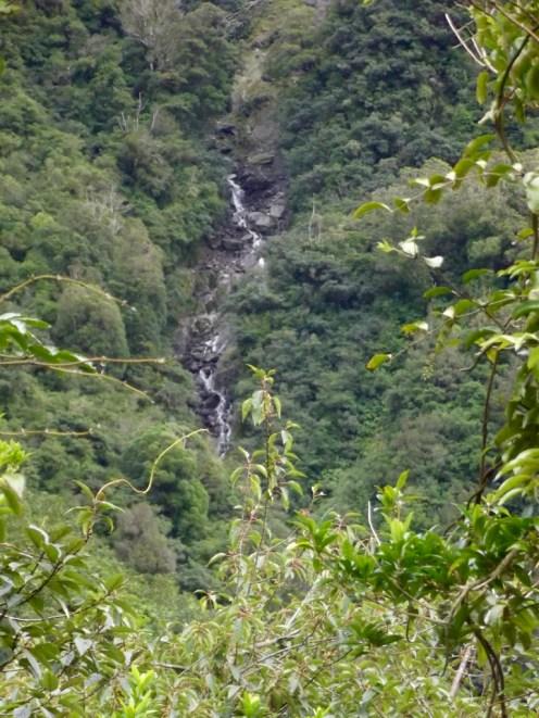 Franz Josef Galcier Waterfall 2 - New Zealand