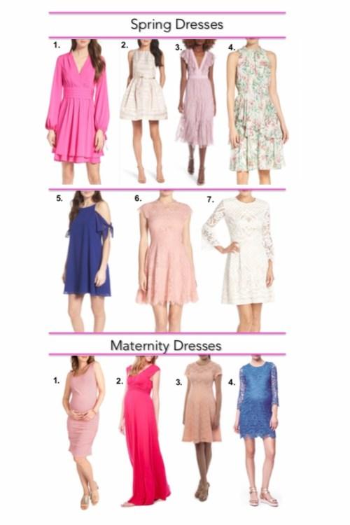 Spring Dress Guide