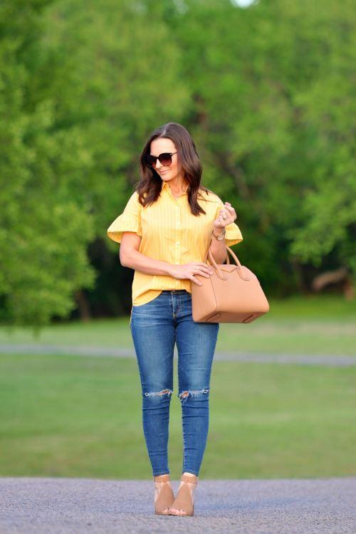 Golden Yellow + Cora's 9 Month Update