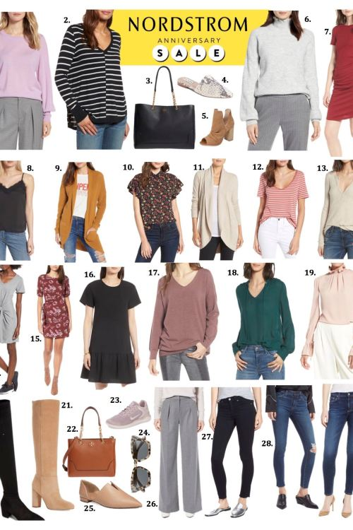 Nordstrom Anniversary Sale: Products I Like