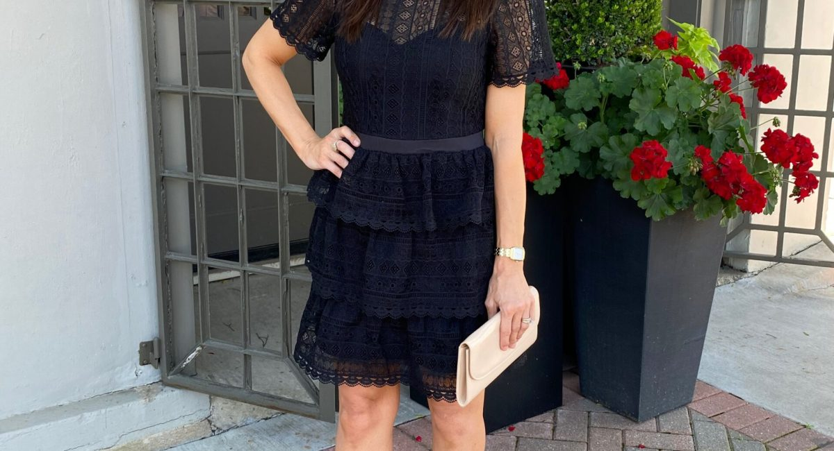LBD – Lovely Lace