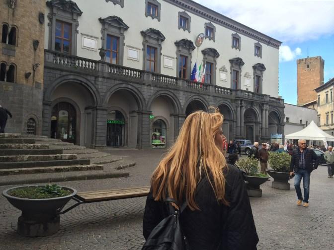 Sightseeing in Orvieto