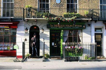 221B Baker Street | Cezary p / CC-BY-SA-3.0-2.5-2.0-1.0 / Wikimedia Commons
