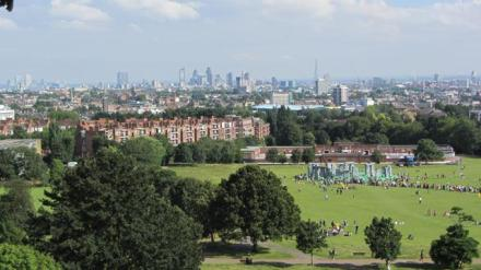 Hampstead Heath | VisitLondon.com