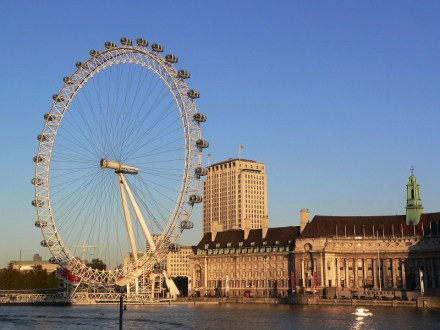 London Eye | Lee Kindness / I, Wangi / CC-BY-SA-3.0 / Wikimedia Commons