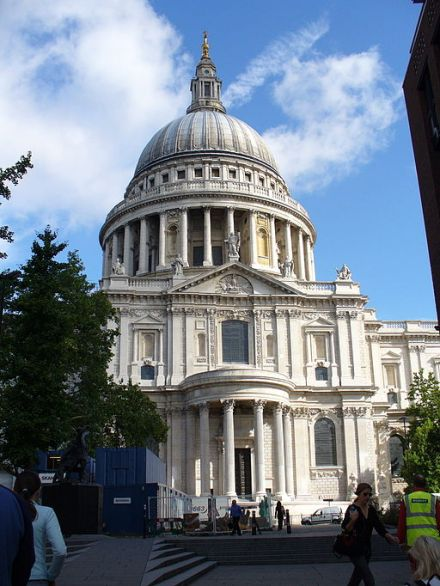St. Paul's Cathedral | jedyooo / Wikimedia Commons