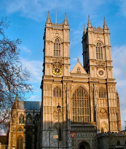 Westminster Abbey | Wikimedia Commons