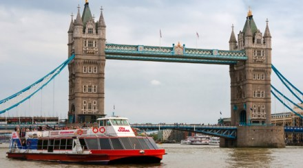 Thames River Boat Cruise by CityCruises (Source: londonpass.com)