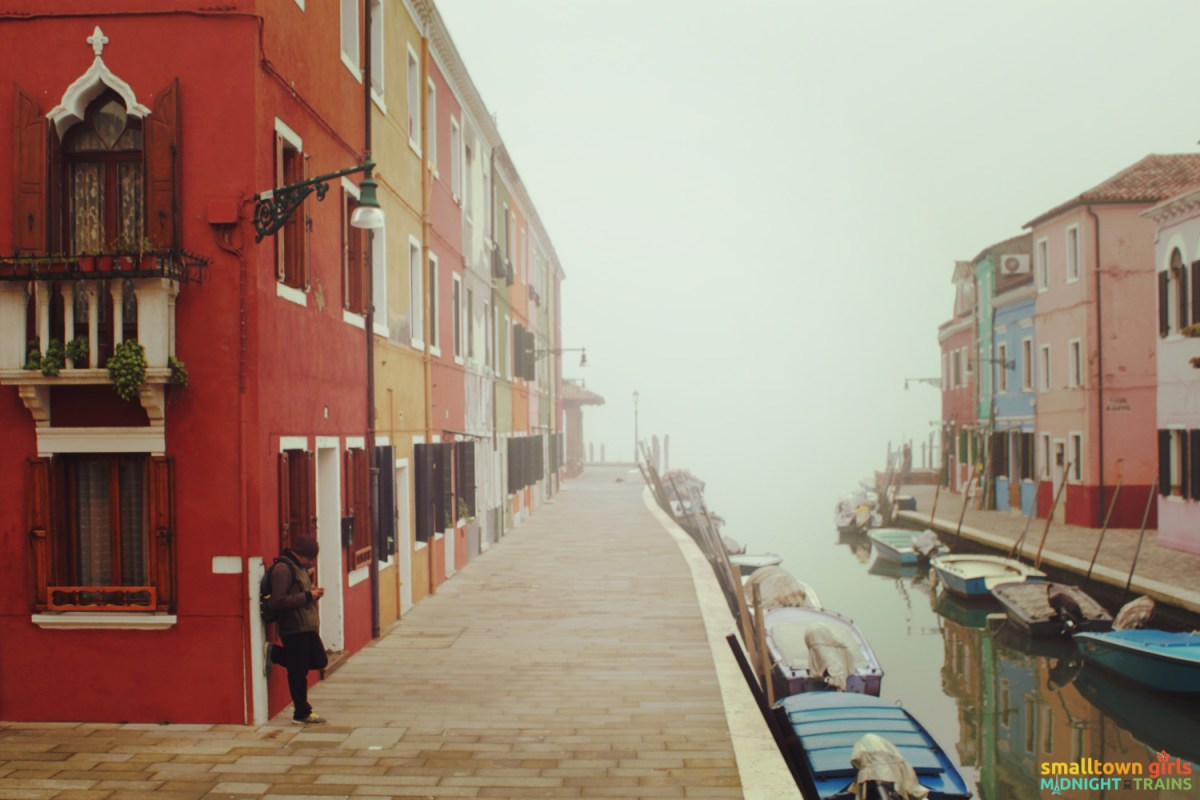 Burano Venice in the off season 02