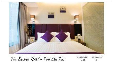 Hong Kong hotels - Bauhinia Hotel - Tsim Sha Tsui