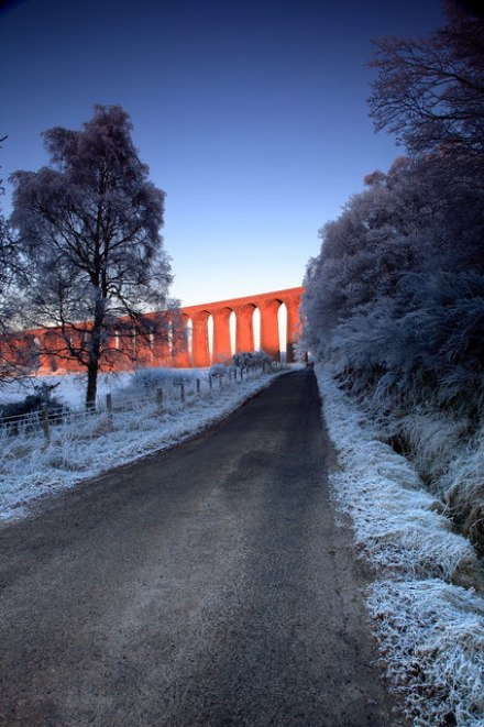 Culloden viaduct | Image by djmacpherson | CC BY-SA 2.0