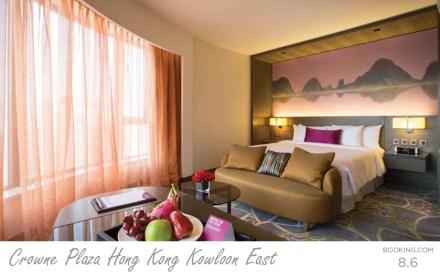best hong kong hotels - Crowne Plaza Hong Kong Kowloon East
