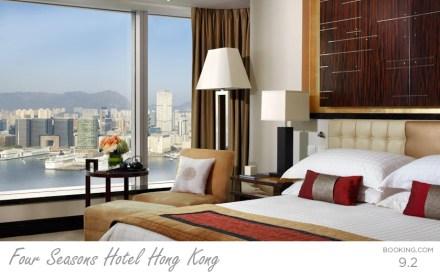 best hong kong hotels - Four Seasons Hotel Hong Kong