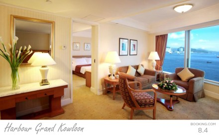 best hong kong hotels - Harbour Grand Kowloon