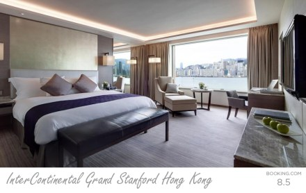 best hong kong hotels - InterContinental Grand Stanford Hong Kong