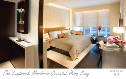 best hong kong hotels - The Landmark Mandarin Oriental Hong Kong