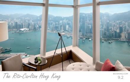 best hong kong hotels - The Ritz-Carlton Hong Kong