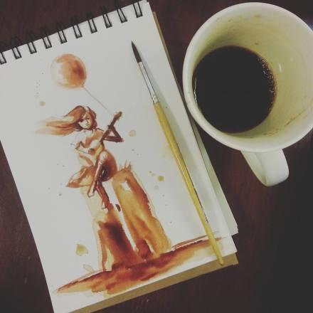 Mar Jefferson Go_Coffee Girl
