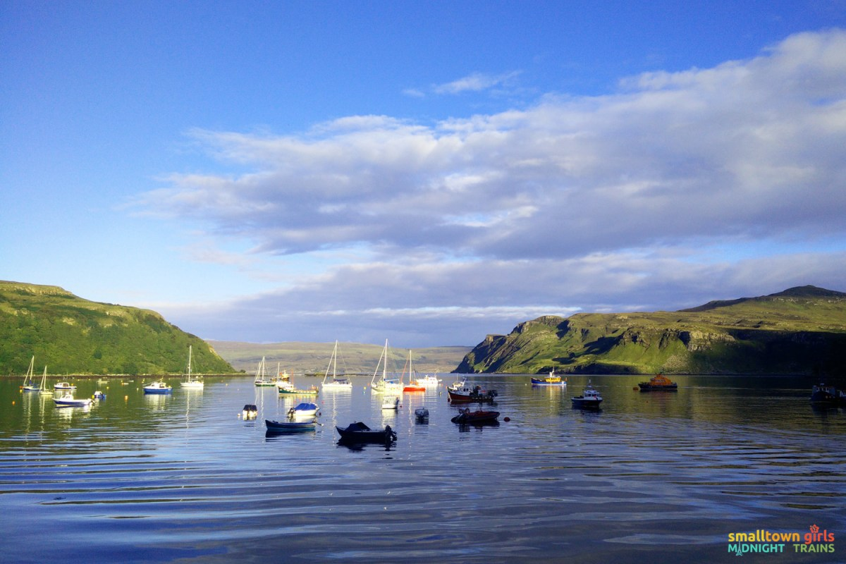 Scotland_Skye_Portree Harbour_03