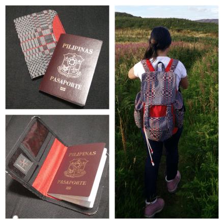 Northloom_Passport Holder_Backpack