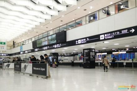 SGMT Japan Narita Airport Terminal 2 01