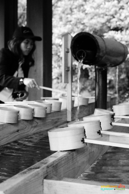 SGMT Japan Tokyo Meiji Shrine 01 ritual cleansing water