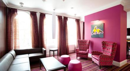 15 London Hostels Under 1500_Safestay London Elephant & Castle 03