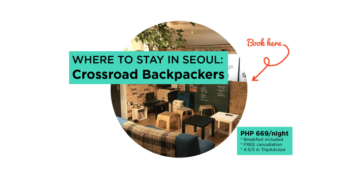 Crossroad Backpackers Seoul