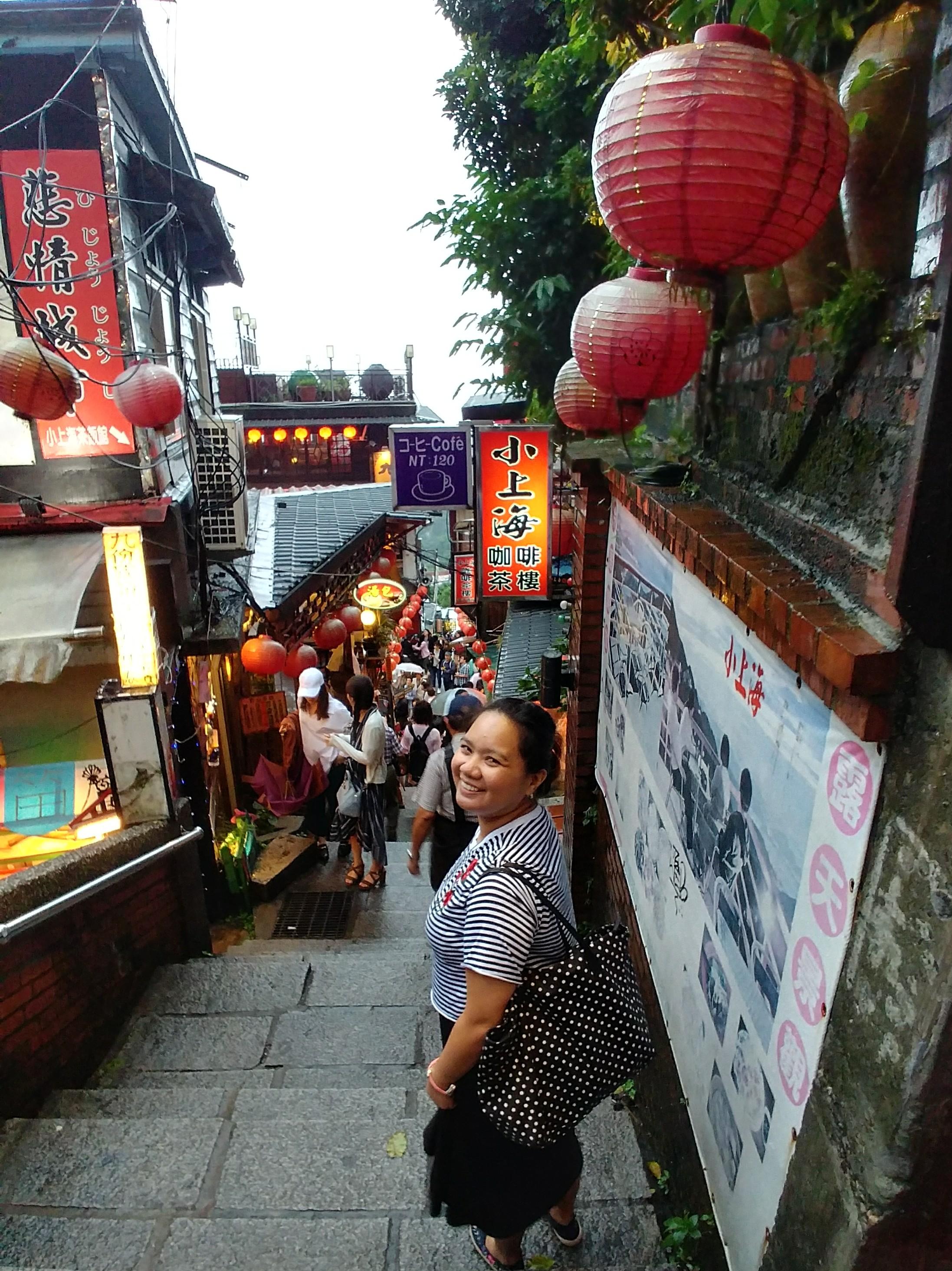 SGMT | Taipei | Edison Tours | Jiufen Village