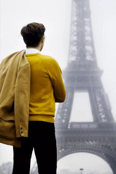 Airbnb travel photo shoot Paris 03