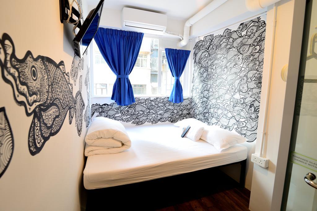 SGMT | Hong Kong Hotels and Hostels Near Train Station | Hop Inn on Mody