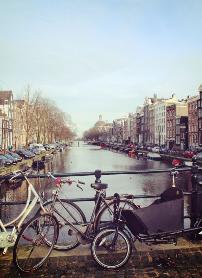 SGMT Amsterdam Bike and Canal