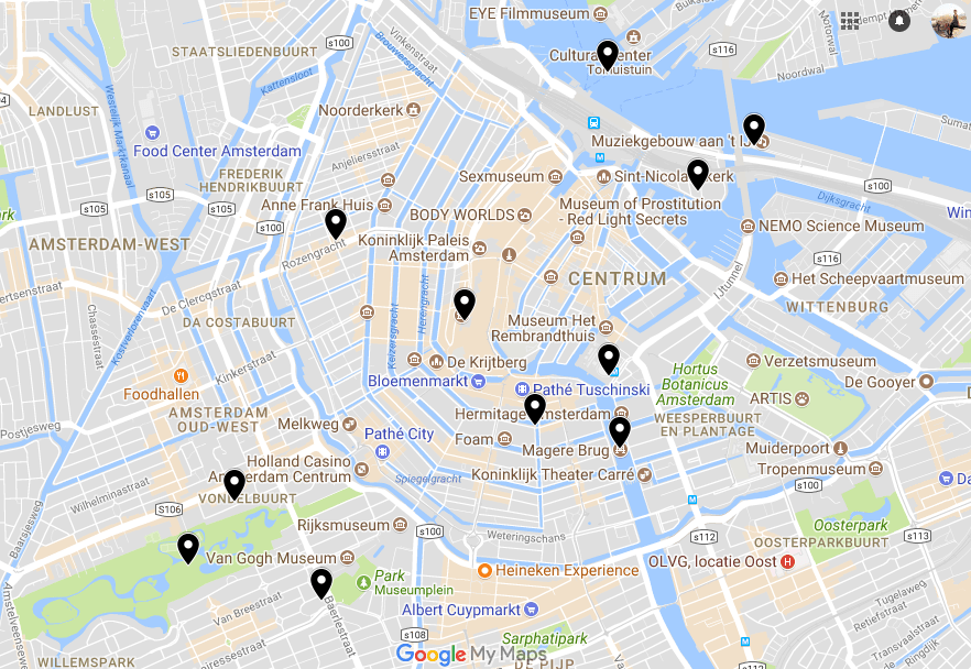 SGMT | Free or cheap things to do in Amsterdam