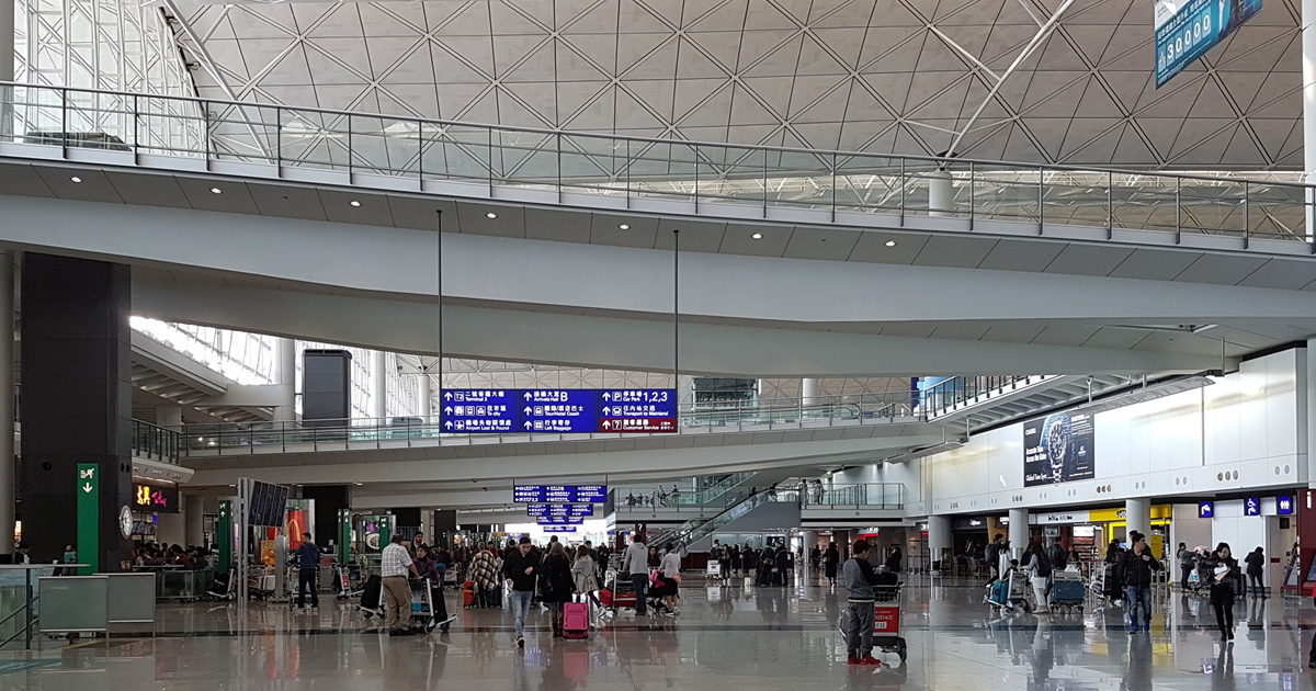 SGMT | Hong Kong Airport Express Cheaper Tickets