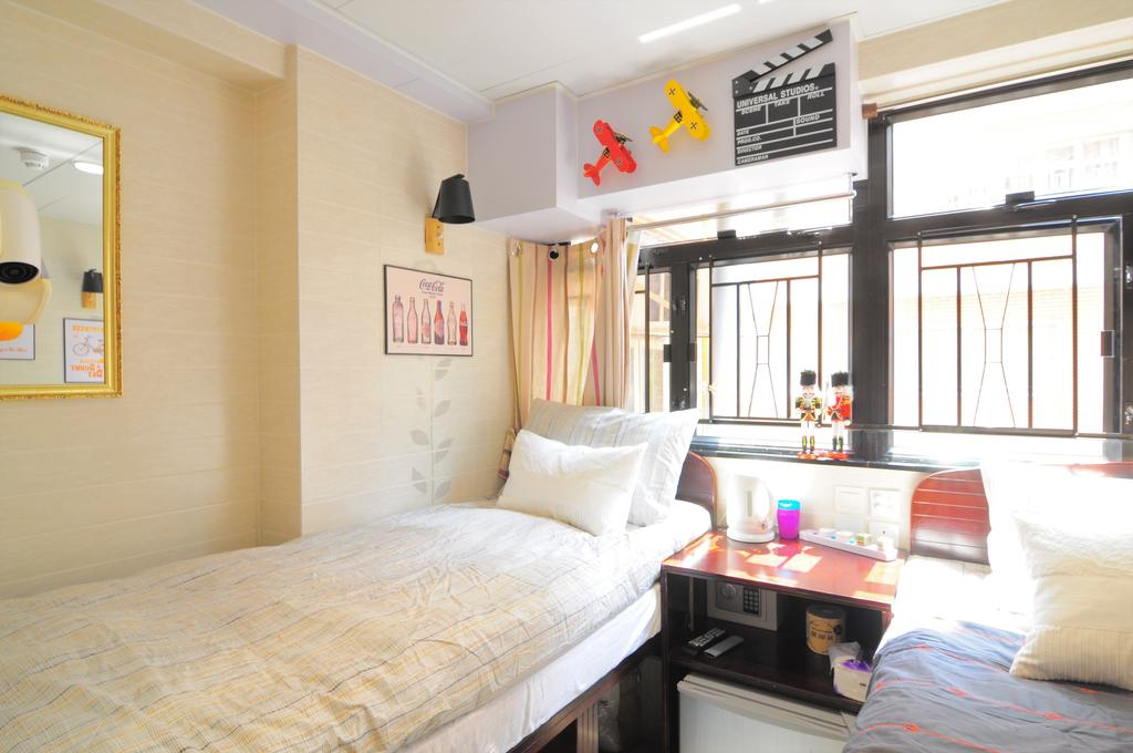 SGMT   Hong Kong Hotels and Hostels Near Train Station   Union Guesthouse