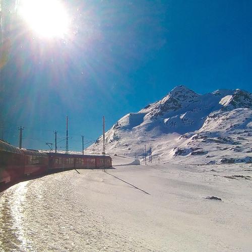 SGMT | Book My Instagram | Bernina Express