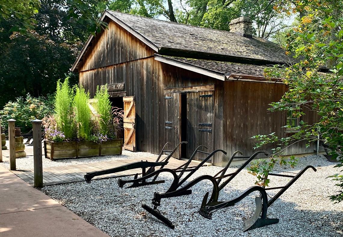 See Expert Blacksmiths In The Fantastic John Deere Historical Site
