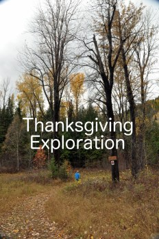 Thanksgiving Exploration